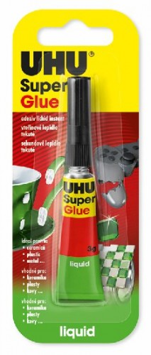 UHU Super Glue Liquid 3 g
