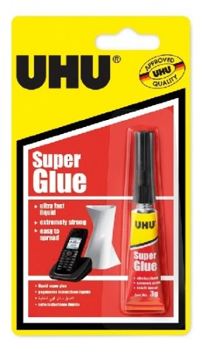 UHU Super Glue 3 g