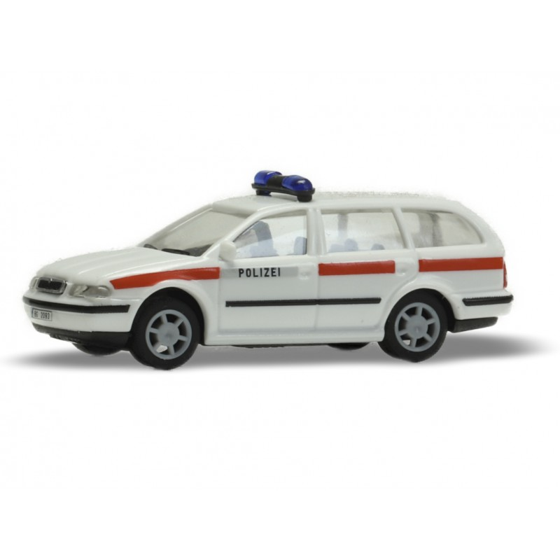 Škoda Octavia Polizei (AT)