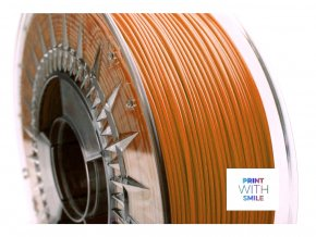 ASA filament orange 1,75 mm Print With Smile 0,85kg