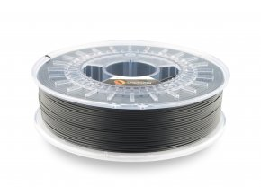 """Traffic black"" 1,75 mm 3D filament 750g Fillamentum"