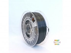 PET-G filament anthracite 1,75 mm Print With Smile 1kg
