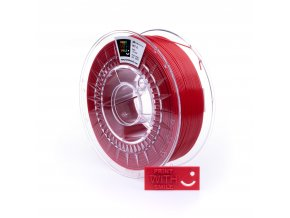 PET-G filament Red 1,75 mm Print With Smile 1kg