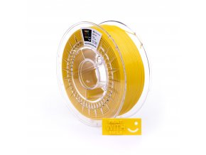 PET-G filament Yellow 1,75 mm Print With Smile 1kg