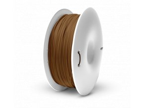 WOOD filament hnědý 1,75mm Fiberlogy 750g