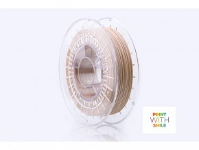 PLA WOOD filament 1,75 mm Print With Smile 0,45kg