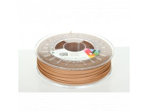 WOOD filament hnědý ořech 1,75 mm Smartfil 750 g