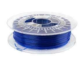 PETG HT100 filament Transparent Blue 1,75 mm Spectrum 0,5 kg